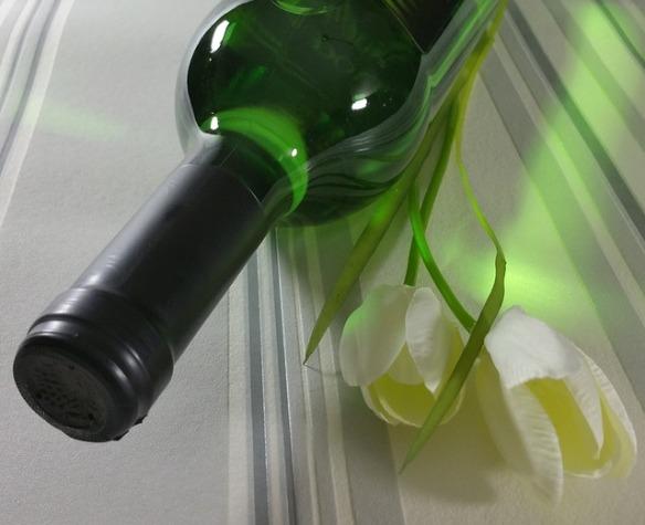 vino blanco pixabay